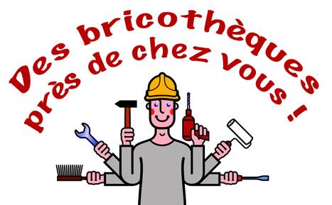 Des bricothèques près de chez vous! A Mons, des bricothèques permettront bientôt aux habitants de rénover à moindre coût et de façon solidaire leurs logements! | Innovation et créativité | Scoop.it