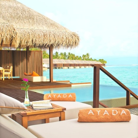 Luxury Resort Ayada, Maldives « Luxury Furniture, Property, Travel & Interior Design | Adelto | Design | Scoop.it