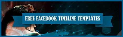 New 18+ Free Facebook Timeline Cover Psd Templates | Oscar | Scoop.it