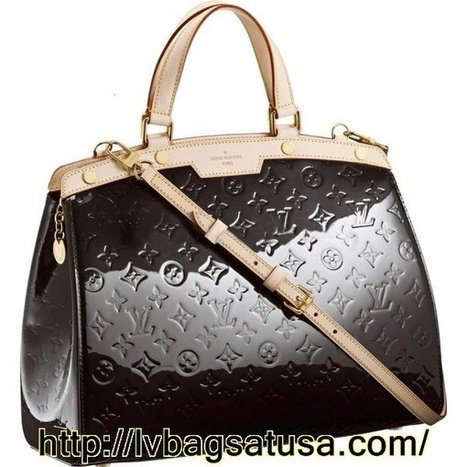 Louis Vuitton Brea GM Monogram Vernis M91453 | Is The Louis Vuitton Outlet Online Real | Scoop.it