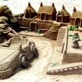 30+ Amazing Sand Sculptures For Your Inspiration | Kitaro10 | What Surrounds You | Scoop.it