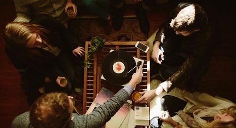 Vinyl Subscription Clubs Find a Narrow Groove   Infos sur le milieu musical international   Scoop.it