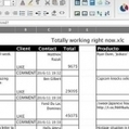 ExcelBook Conceals Facebook Browsing in a Spreadsheet | Common technically random thoughts | Scoop.it