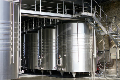 Using Stainless Steel Tanks for Storage | Control Fab Stainless Steel Fabrication | Scoop.it