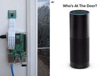 Alexa, Who's At The Door? | Raspberry Pi | Scoop.it