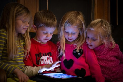 2and2 Blog » The next smartphone generation: a look at how kids are using mobile devices | DHSchildstudies | Scoop.it