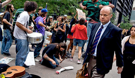 Protesters Are Gunning for Wall Street, With Faulty Aim | #OccupyWallstreet | Scoop.it