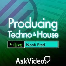 Live 9 404: Producing Techno and House Video Tutorial - macProVideo.com | PRO Tutorials - Music Production | Scoop.it