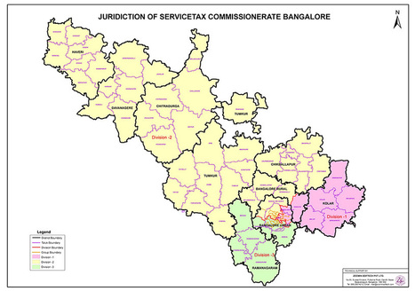 Jurisdictions - Service Tax Bangalore | Ecommerce website development | online ecommerce solution | Scoop.it