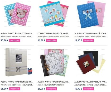 -20% sur les albums photos traditionnels - LC distribution | Les actus des sites e-commerce | Scoop.it