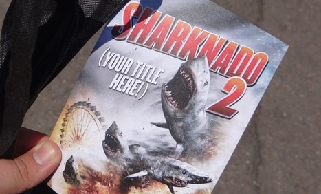 The Today Show's Matt Lauer and Al Roker To Appear In 'Sharknado 2' - Business 2 Community | Digital-News on Scoop.it today | Scoop.it