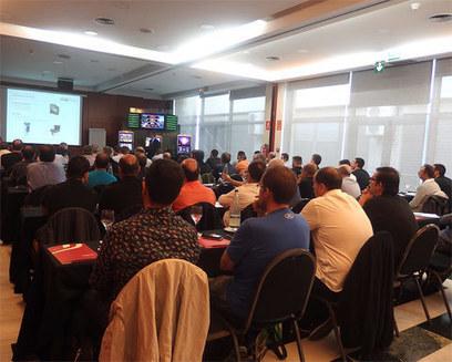 Éxito de participación en las Jornadas Técnicas ACTION STAR de Unidesa   Terrassa: economia i societat   Scoop.it