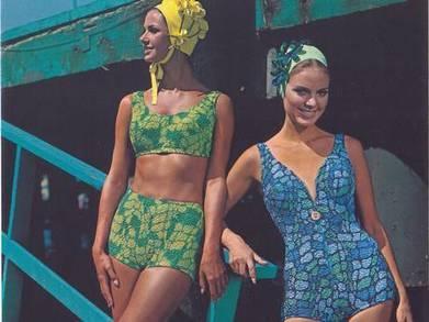 New exhibition celebrates the evolution of swimwear | D_sign | Scoop.it