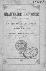 Petite grammaire bretonne : avec des notions sur l'histoire de la langue et sur la versification | Remue-méninges FLE | Scoop.it