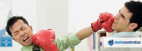 » El estrés laboral y como combatirlo. Blog Metacontratas | PRL y Prevención de Riesgos Laborales | Scoop.it