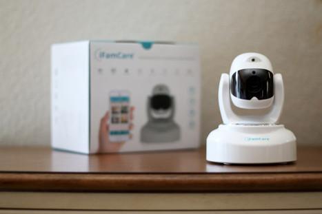 Helmet : une caméra connectée pour garder un œil sur ses proches | Innovations urbaines | Scoop.it