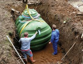 Récupération des eaux pluviales : quelle installation ? | La récupération d'eau de pluie en France | Scoop.it