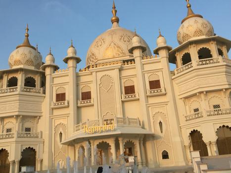 REVIEW: Bollywood Parks, Dubai   Actualités parcs de loisirs   Scoop.it
