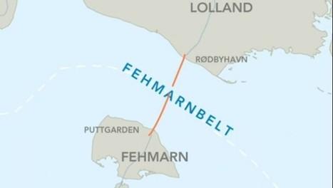 Tunnel : Vinci crée le lien entre Allemagne et Danemark | Allemagne tourisme et culture | Scoop.it