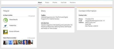 5 Must-Have Google+ Circles | Keep Up With The Web | Scoop.it