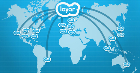 Making the Layar App Faster   Augment My Reality   Scoop.it