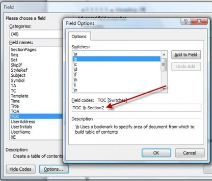 How to Add A Table Of Contents to a Document Section in Word 2010 | Daves Computer Tips | Gagner une heure par jour | Scoop.it
