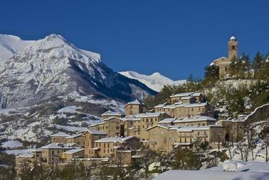 Montefortino in the Sybil's Kingdom Photo by Mariano Pallottini -- National Geographic Your Shot | Le Marche another Italy | Scoop.it