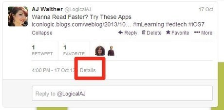 I Came, I Saw, I Learned...: SociaLogic: How to Cite Tweets in Academia or eLearning | Instructional Design for eLearning, mLearning, and Games | Scoop.it