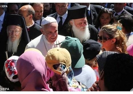 Pápež František pravoslávnej delegácii: Spája nás Božie milosrdenstvo | Správy Výveska | Scoop.it