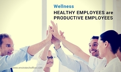 Wellness: Healthy Employees are Productive Employees | Health and Wellness made simple | Scoop.it