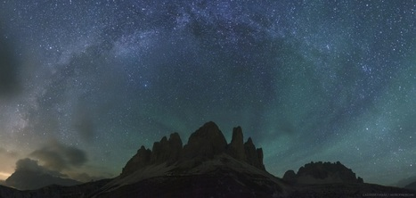 APOD: 2012 September 6 - Airglow over Italy | DigitAG& journal | Scoop.it