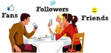 5 principios para conseguir clientes en un restaurante con redes sociales | Diego Coquillat | restaurant waiter | Scoop.it