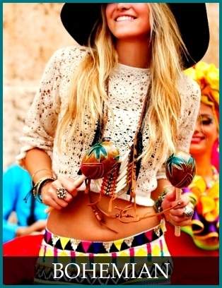 Bohemian: Sadee Says: Shop online for trendy designer costume jewelry, necklaces, earrings, bracelets, rings & women's accessories. | 2013 Fashion Trends in Jewelry | Scoop.it
