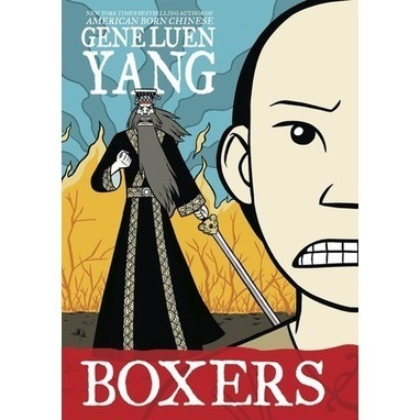 a review of Boxers | Young Adult Novels | Scoop.it