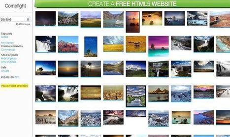 Compfight, práctico buscador de imágenes Creative Commons en Flickr   Recull diari   Scoop.it