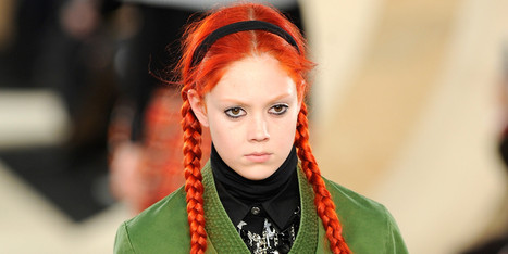 Marc Jacobs Just Convinced All The Cool Girls To Wear Pippi Longstocking ... - Huffington Post | Discover Entertainment | Scoop.it