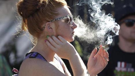 Hazards of secondhand marijuana smoke - CBS News | Liz's Yr 9 Journal | Scoop.it