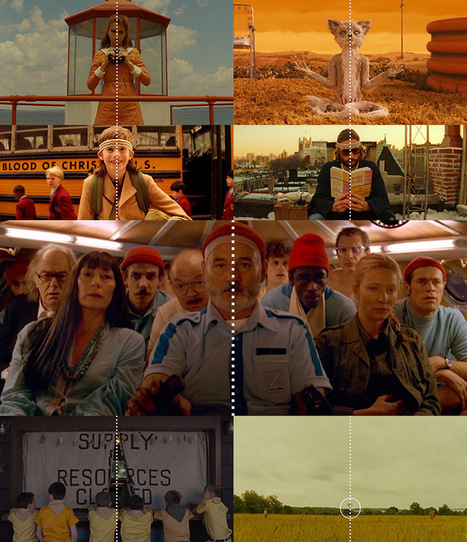 A Supercut of Centered Shots in Wes Anderson Films | Books, Photo, Video and Film | Scoop.it