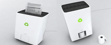 Papel higiénico reciclado | Noticias de ecologia y medio ambiente | ECOSALUD | Scoop.it