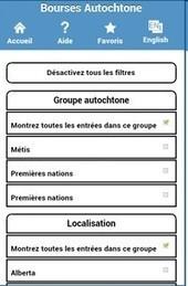 Outil de recherche de bourses pour les Autochtones | AboriginalLinks LiensAutochtones | Scoop.it