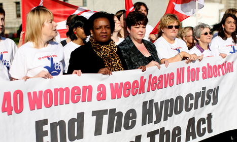 Northern Ireland abortion ban endangers women's lives, says UN | EuroMed gender equality news | Scoop.it