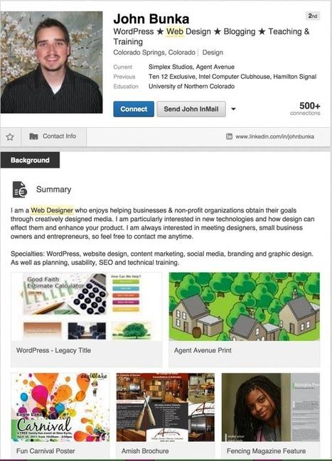 The Designer's Guide to Creating Social Media Portfolios That Covert | Designhill | Scoop.it