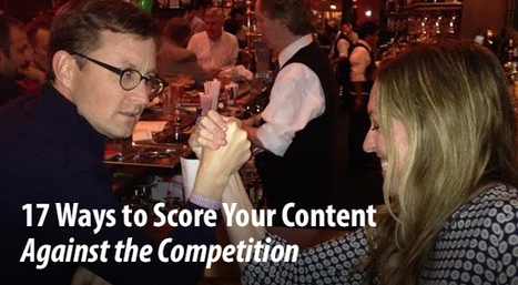 Competitive Content Analysis: 17 Ways to Beat the Competition | Content Marketing and Curation for Small Business | Scoop.it