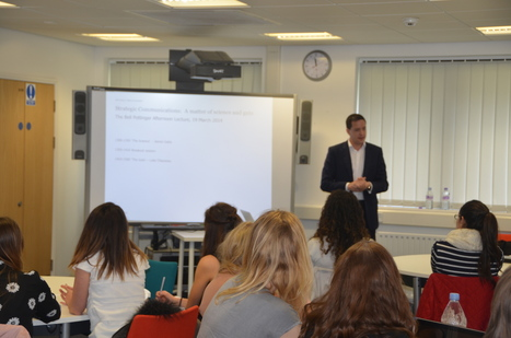 Advantages Of Having London PR Agency | Samphire Communications | Scoop.it