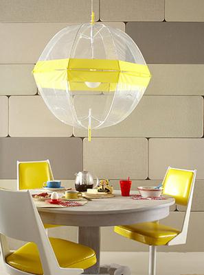 DIY Repurposed Umbrella Lamp | DIY Craft Ideas For The Home | Scoop.it