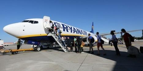 La compagnie low-cost Ryanair lance 7 lignes au départ de Toulouse | La lettre de Toulouse | Scoop.it