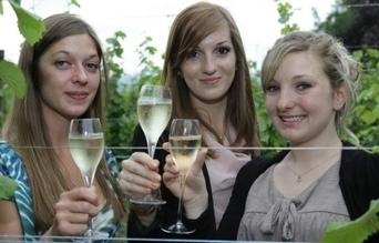 Aurélie Schneider, d'Eguisheim, Reine des vins d'Alsace 2013 - L'Alsace.fr   accord mets vins   Scoop.it