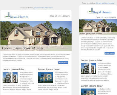 See our custom mobile friendly newsletters via responsive email templates | Custom Mobile Friendly Newsletter | Scoop.it