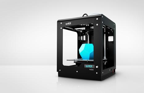 Gadgets 3D Launches Zortrax: New Desktop 3D Printer and Design Suite | 3D PRINTER | Scoop.it