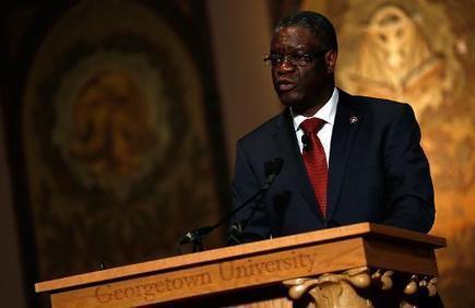 Le Prix Sakharov au médecin congolais Mukwege qui soigne les femmes violées | Santé & Médecine | Scoop.it